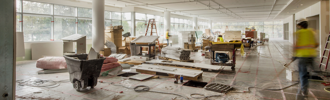 Using Experienced Professionals for Construction Cleanup