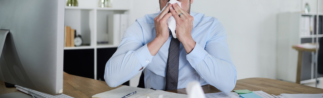 5 Tips from Professional Office Cleaners on How to Prevent the Flu from Taking Over Your Office This Season